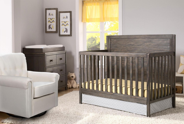 3 raisons d'opter pour un ensemble complet pour la chambre de bébé