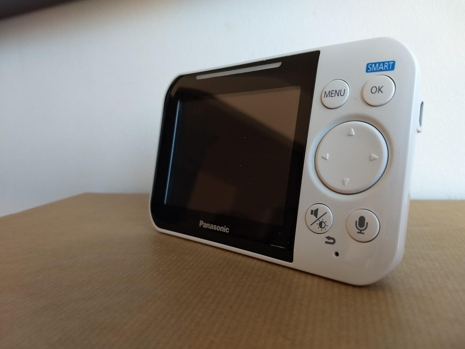 Mon évaluation du moniteur pour bébé longue portée de Panasonic