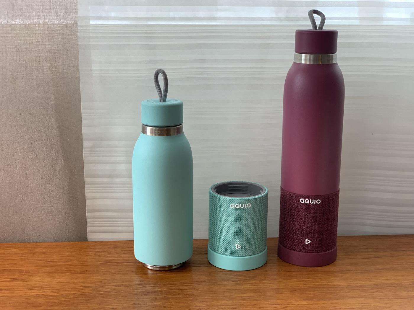 Évaluation de la bouteille et haut-parleur Aquio IBTB2 d'iHome