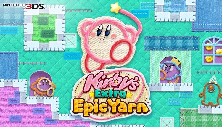 Kirby Extra Epic Yarn
