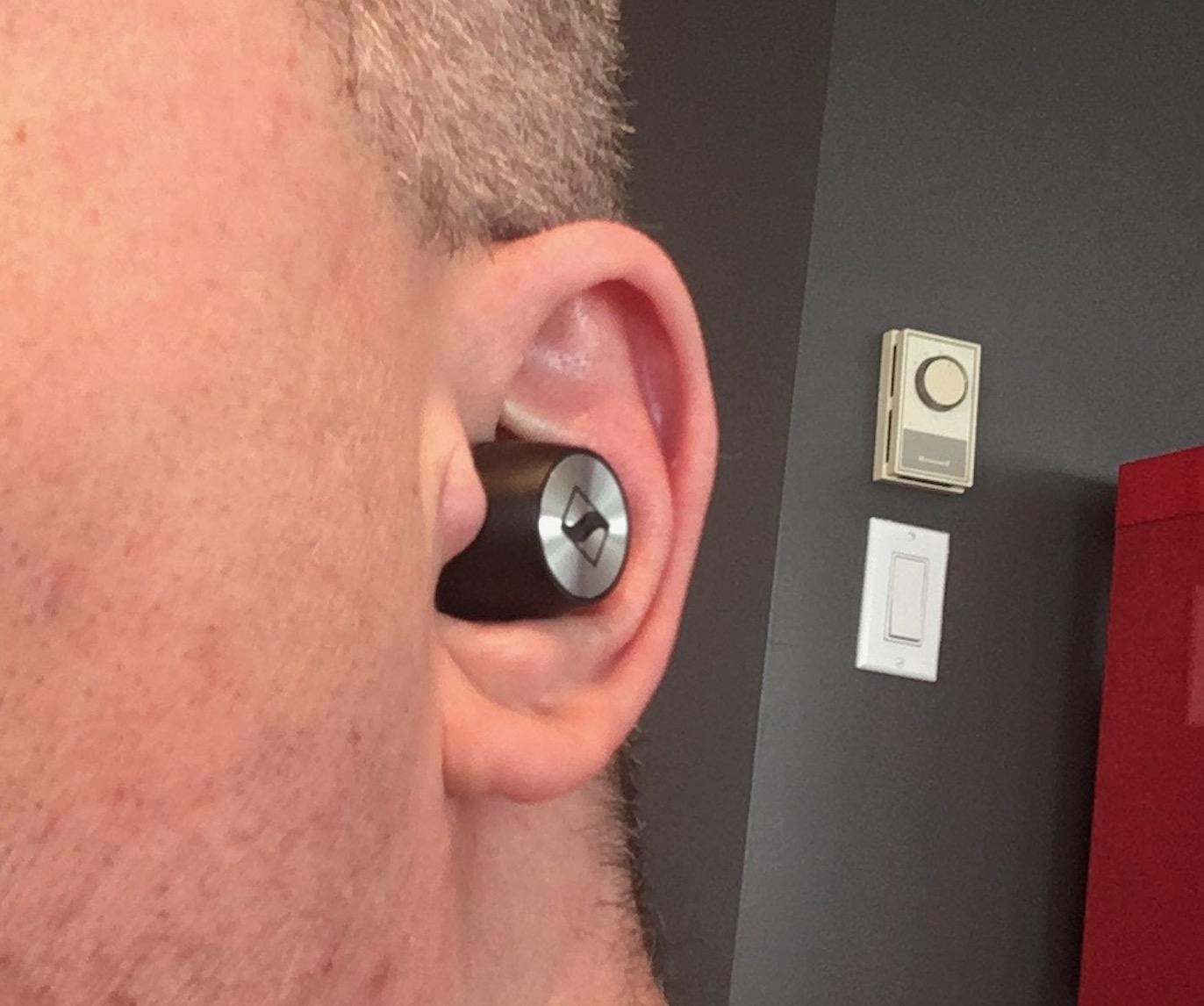 Des écouteurs intra-auriculaires costauds mais légers et confortables