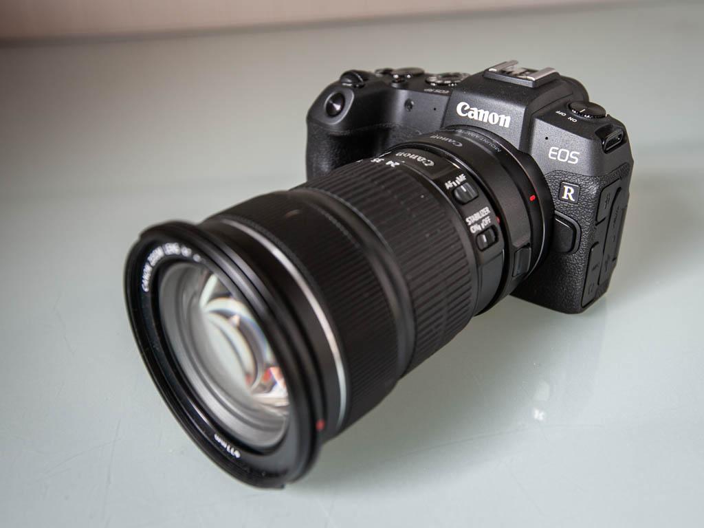 EOS RP de Canon