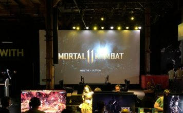 Lancement canadien de Mortal Kombat 11