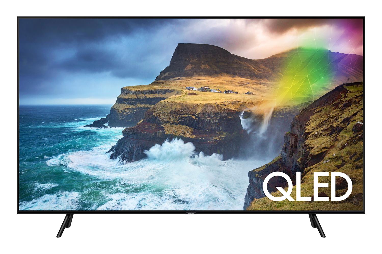 Téléviseur intelligent Tizen HDR QLED UHD 4K de 75 po de Samsung