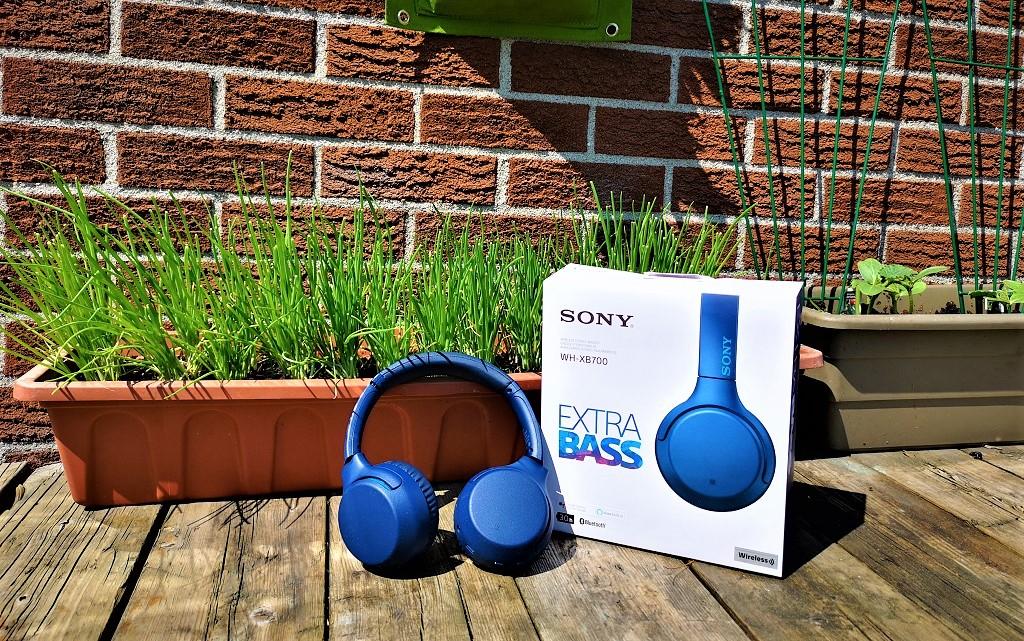 Casque d'écoute Bluetooth XB700 de Sony
