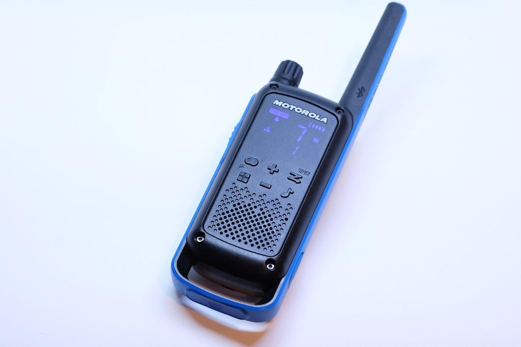 radios bidirectionnelles Talkabout T800 - motorola