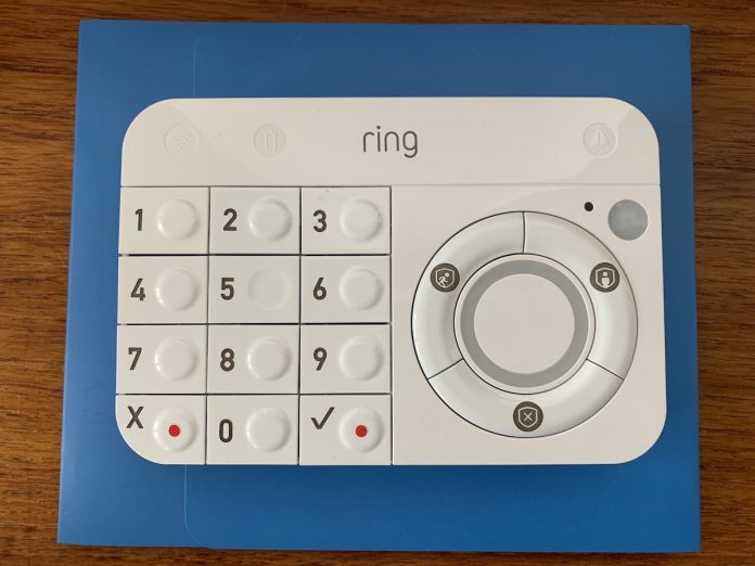 alarme de ring