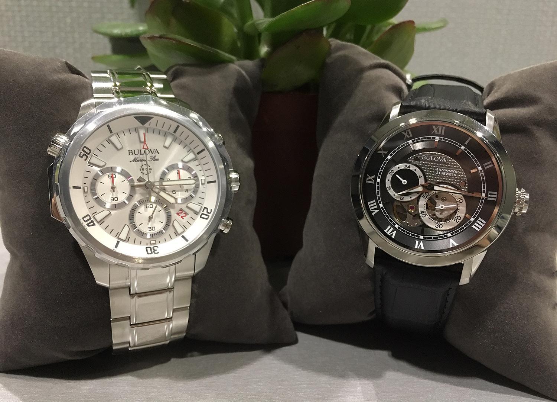 673a82120c738 Une belle montre de Bulova est un cadeau intemporel pour la fête des Pères.  C'est un cadeau qu'il portera en tout temps, qui aura fière allure avec ...