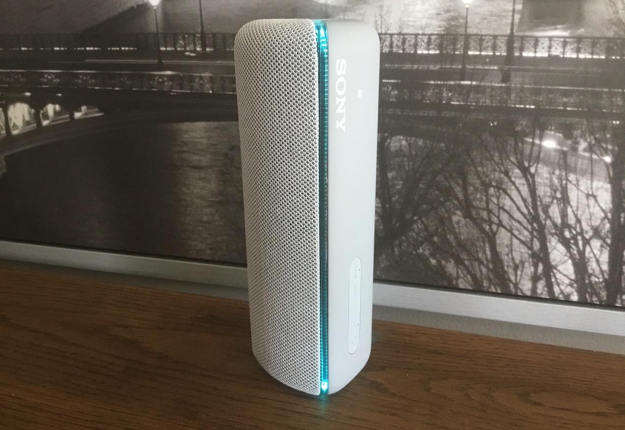 Haut-parleur Bluetooth XB32 de Sony