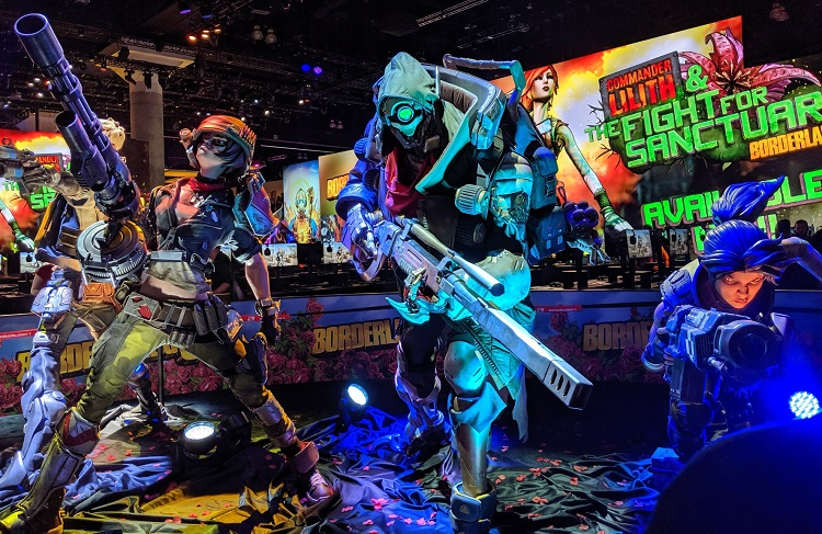 E3 2019 Borderlands
