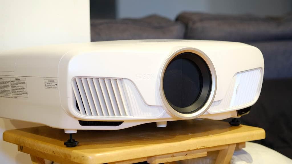 projecteur de cinéma maison 4010 d'Epson