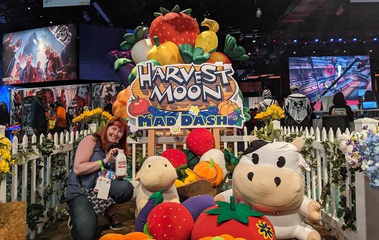 E3 2019 Harvest Moon