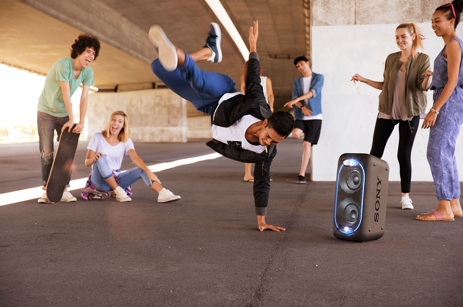 haut-parleurs portatifs Bluetooth