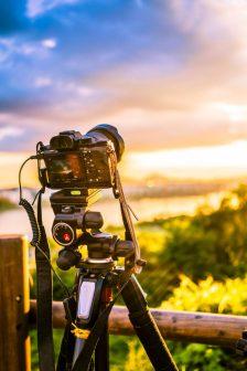 Caméra reflex pour la vidéo