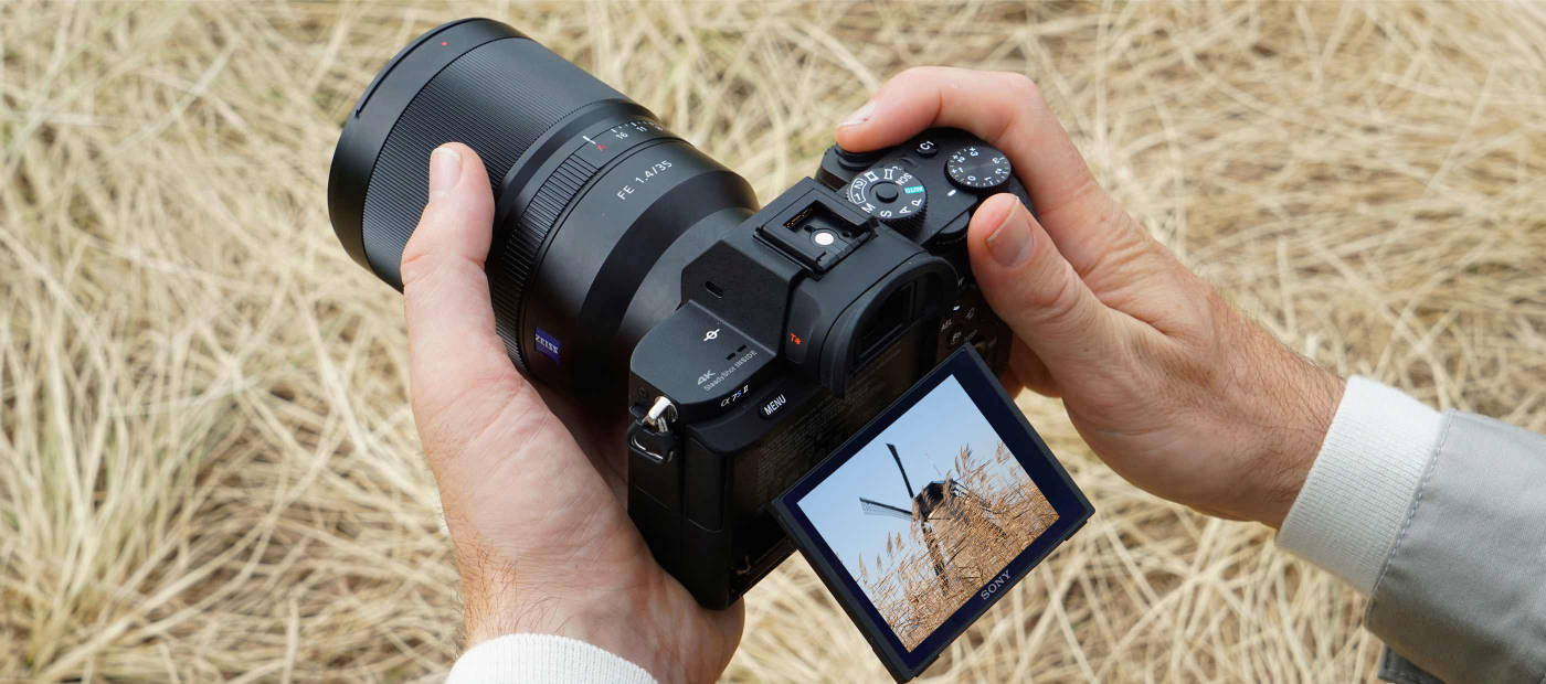Caméra Sony Sans Miroir