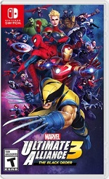 Marvel Ultimate Alliance 3