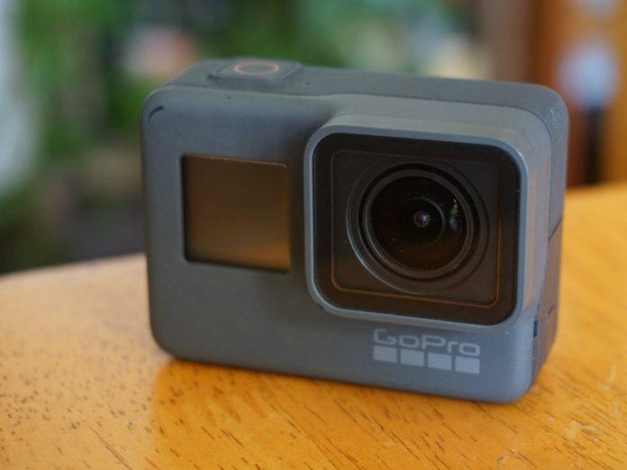Vidéo en accéléré avec GoPro
