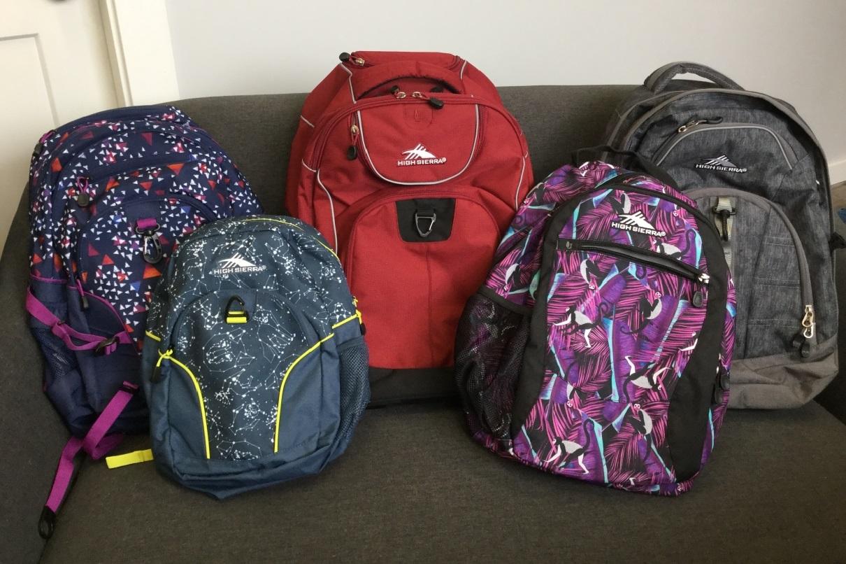 sacs à dos de HighSierra