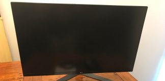LG monitor review