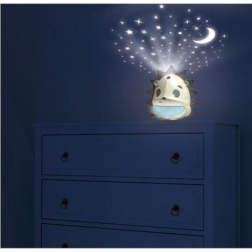 Projecteur-veilleuse apaisante Sound 'n Sleep de Tiny Love - Marie le hérisson Best Buy Canada