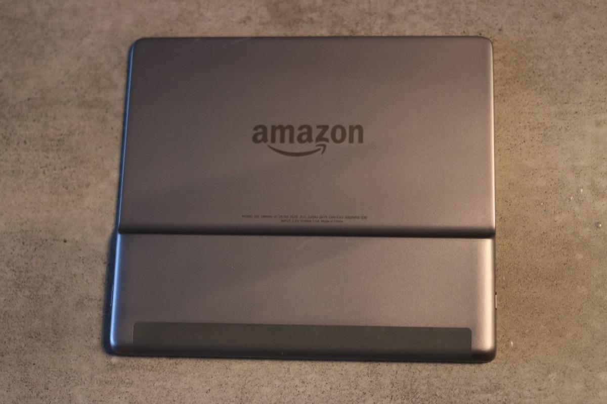 foto de Test de la liseuse numérique Kindle Oasis d'Amazon - Blogue Best Buy