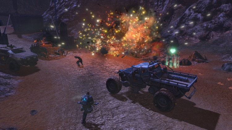 Red Faction: Guerilla Re-Mars-tered