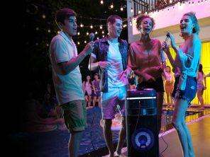 LG OK75 karaoké