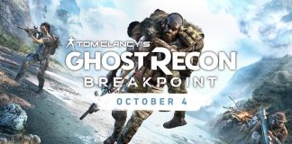 Tom Clancy's Ghost Recon : Breakpoint