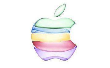 Événement Apple Automne 2019
