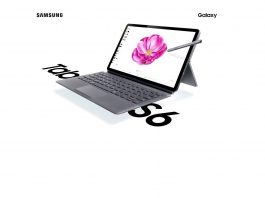 Samsung Galaxy Tab S6 at Best Buy