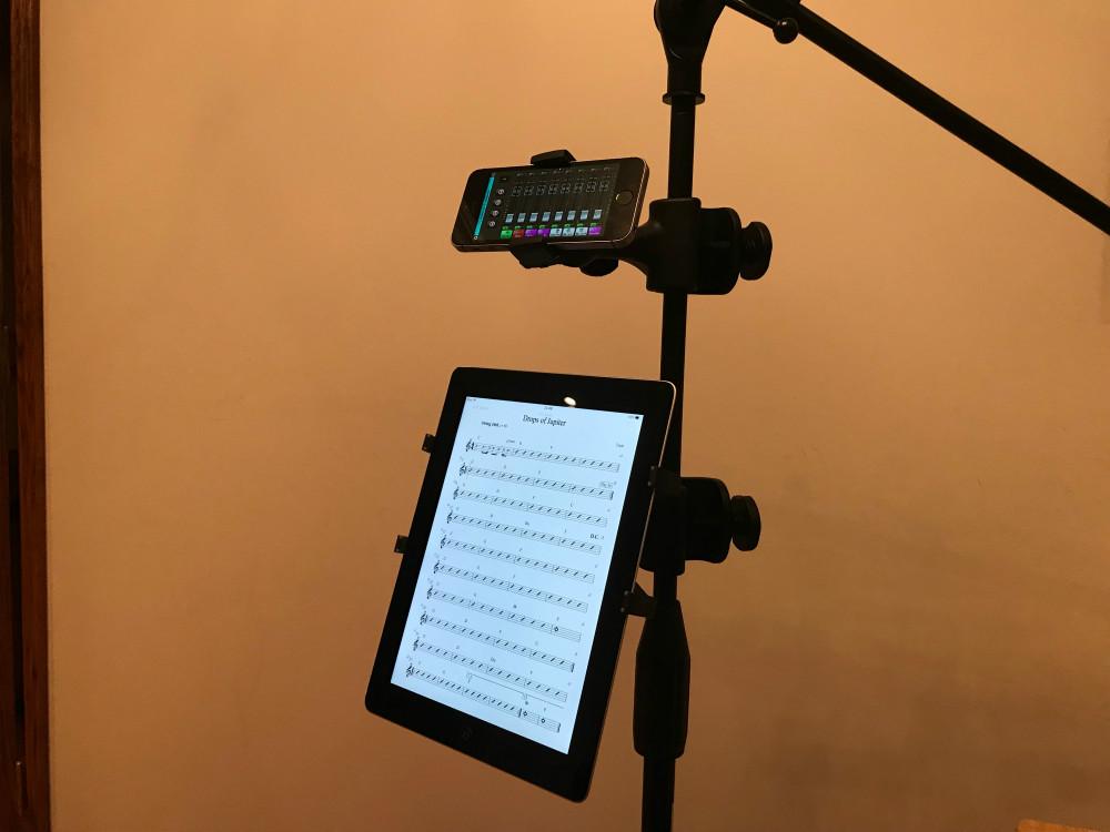 Supports pour mobiles et tablettes