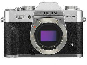 Fujifilm sans miroir