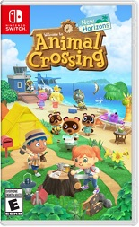 Animal Crossing pochette
