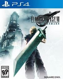 Final Fantasy VII pochette