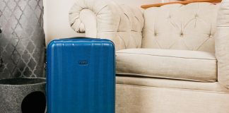 la valise de cabine de Tanoma de JUMP