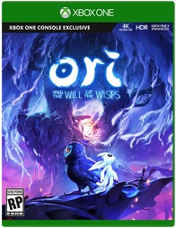 Ori will of the wisps pochette