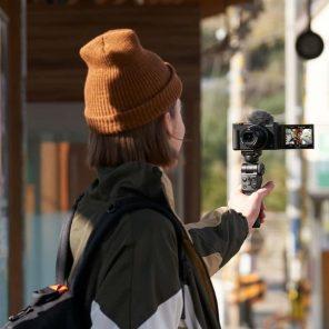 Caméra pour vlog