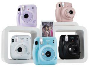 Caméras instantanées Fujifilm