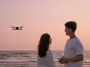 Drone pour le voyage