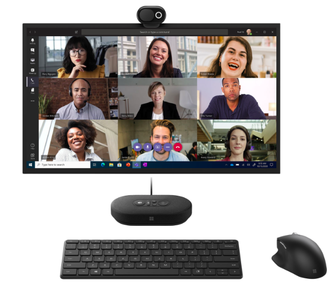 Accessoires compatibles Microsoft Teams