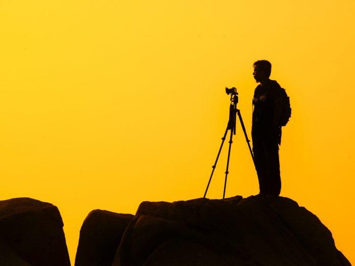 Photographe qui conte une histoire