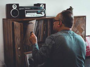 Les vinyles en famille