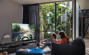 téléviseur jeux vidéo