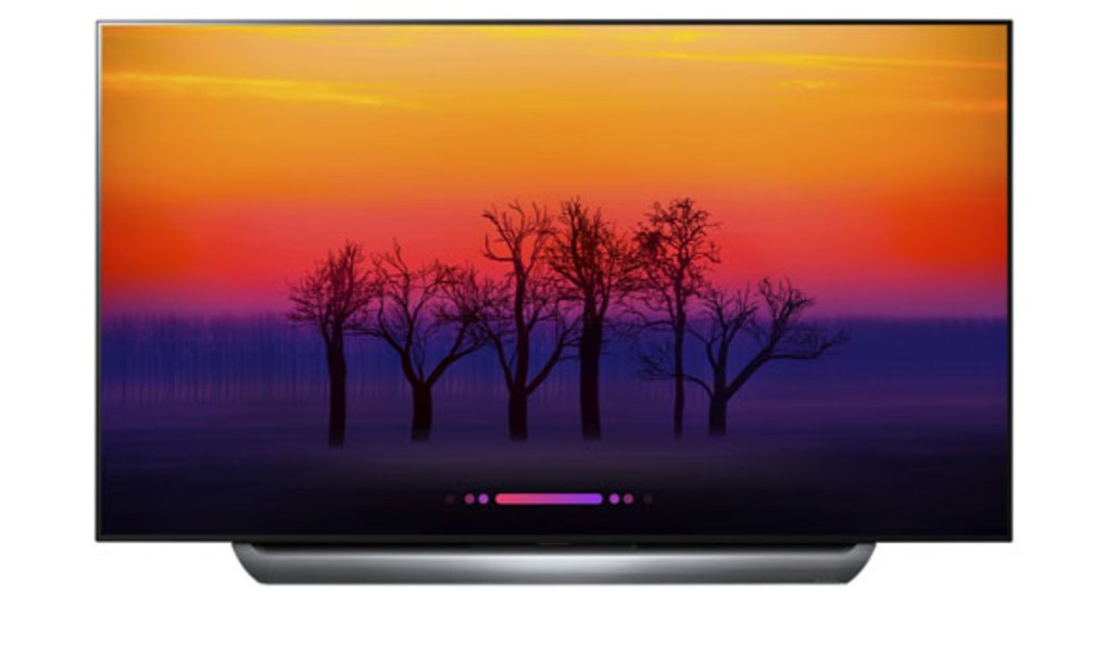 Image of an OLED TV available at Best Buy