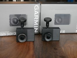 Image of Garmin Dashcam 46 & 56