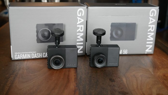 Image of Garmin Dashcam 46 & 56