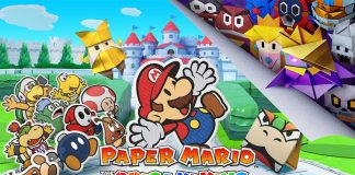 Paper Mario Origami King