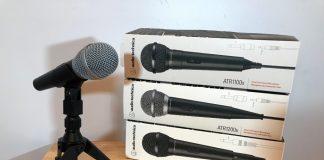 La ligne ATRX d'Audio Technica