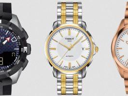 De nouvelles montres Tissot maintenant offertes chez Best Buy