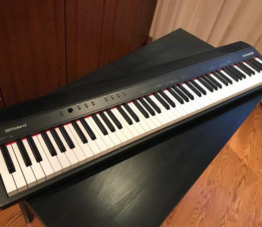 GO:PIANO 88 de Roland